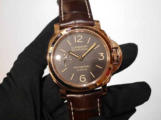 Panerai Luminor Marina fake watches